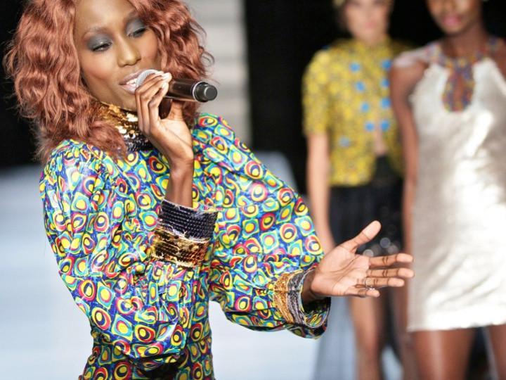 Liz Ogumbo LIVE at SA Fashion Week
