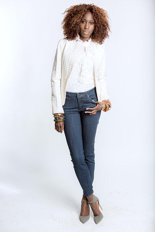 Serengeti low-rise Jeans
