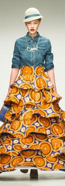 Liz Ogumbo SA Fashionweek AW18 DENIMANIA 13