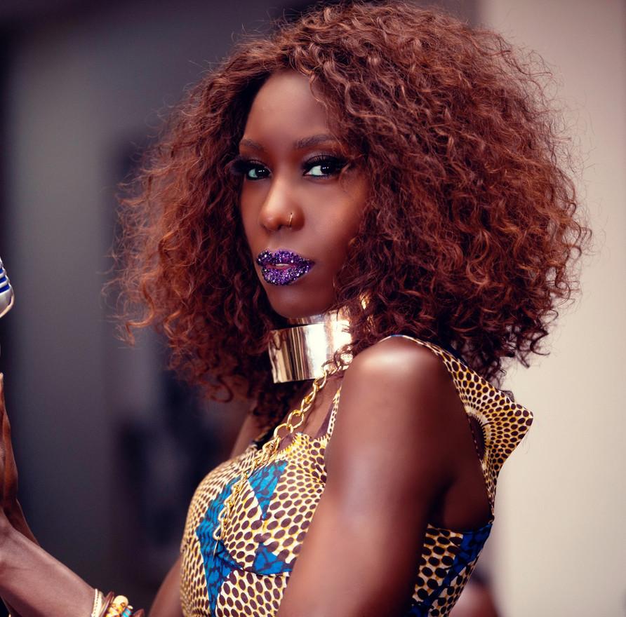 Liz Ogumbo Phoenix Rising fashion music