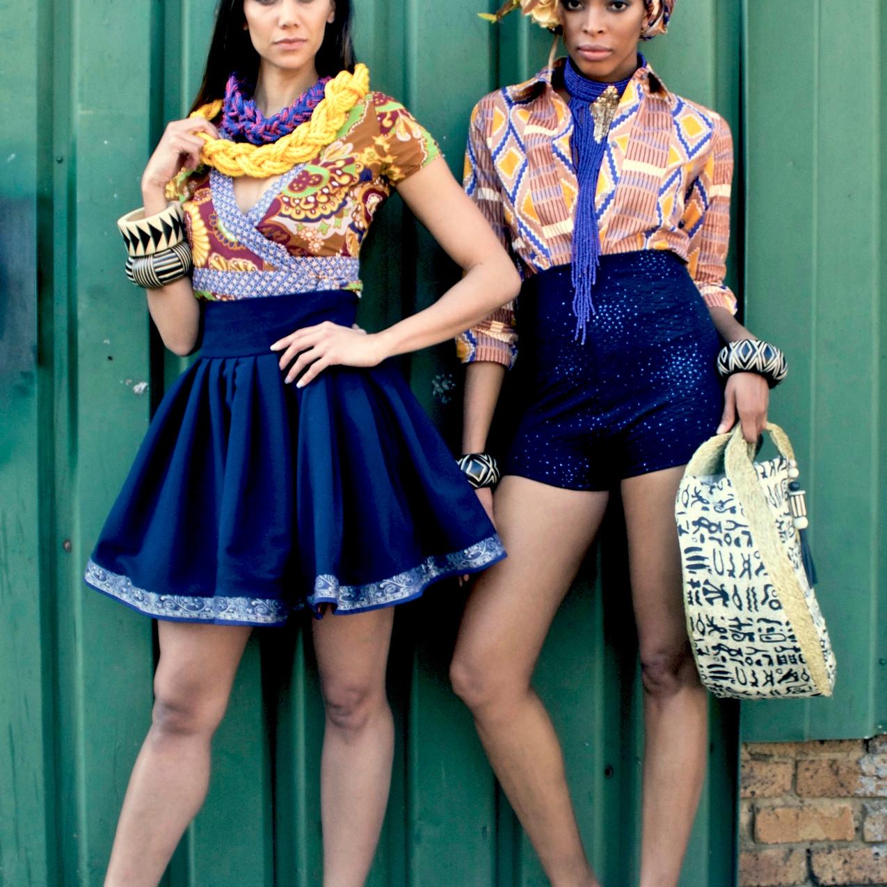 Liz Ogumbo Blues & Print
