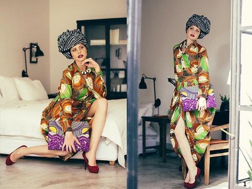 Boubou Skirt (100% Cotton)