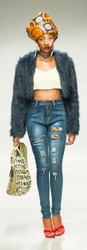 Liz Ogumbo SA Fashionweek AW18 DENIMANIA 11