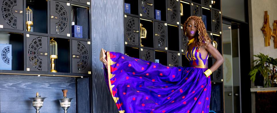 Liz Ogumbo Empire-line vavavum - 12 yrs