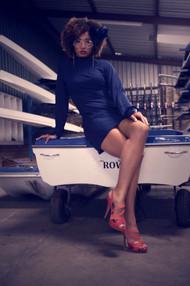 Liz Ogumbo September blues 1
