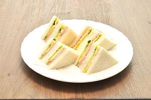 明宝ハム,サンドイッチ
