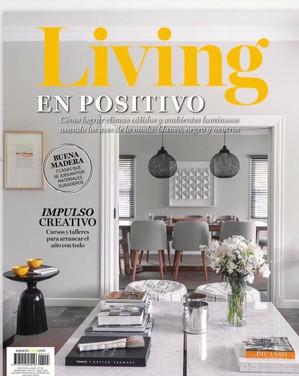Tapa Revista Living (Marzo 2020)