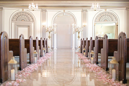 Wedding chapels in Kansas City