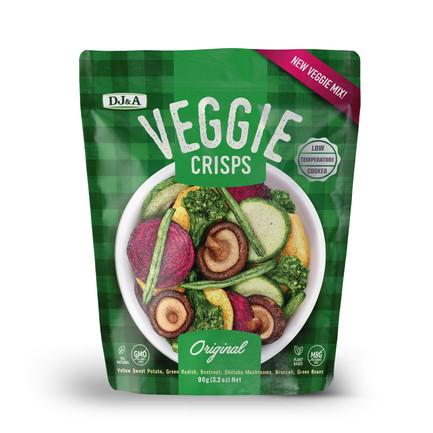 Veggie Crisps Original 90g