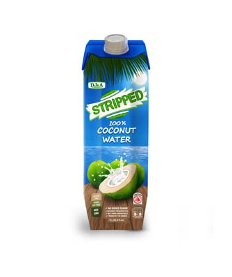 Stripped Coconut Water