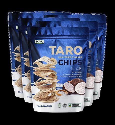 Taro Chips Box