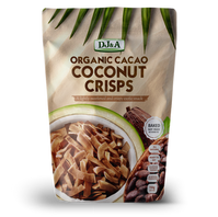 Coconut Crisps Cacao