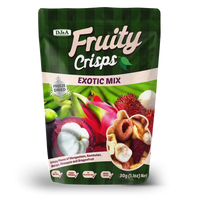 Fruity Crisps Exotic Mix