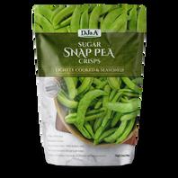Sugar Snap Pea Crisps
