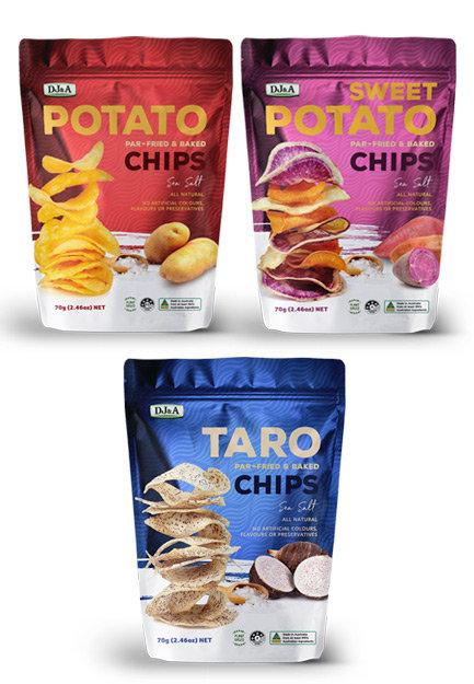 Small Mixed Chips Box