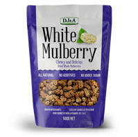 Dried White Mullberries