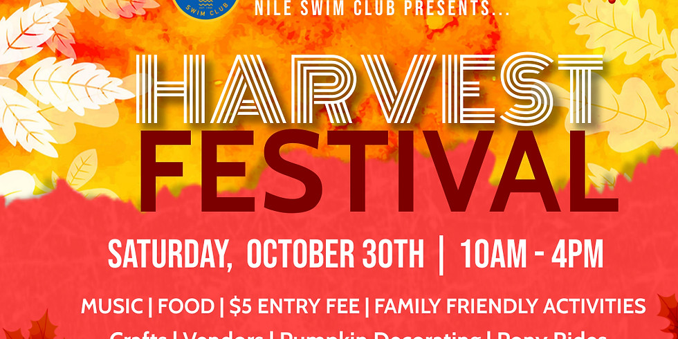 NILE SWIM CLUB-HARVEST FESTIVAL