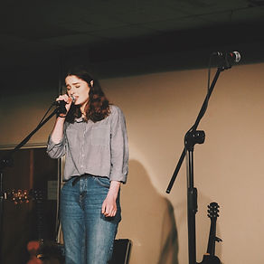Maia Fry, Nunney Acoustic Cafe
