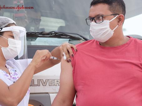 Vacina da Janssen, com dose única, será destinada a caminhoneiros