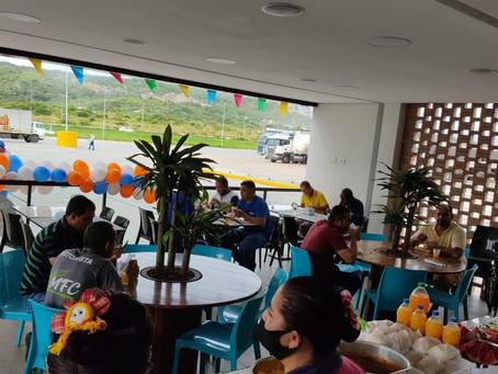 Dia do Caminhoneiro é celebrado com café da manhã em toda a Rota Pichilau