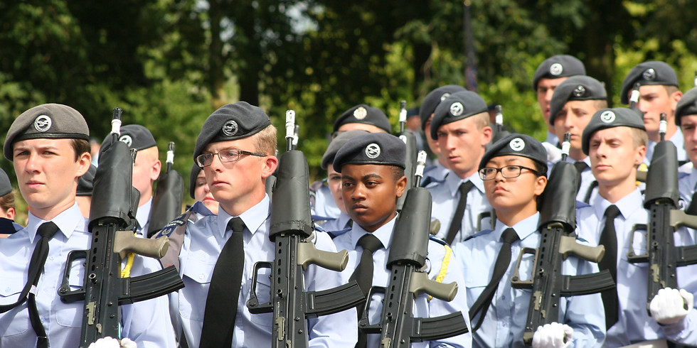 Arms Drill