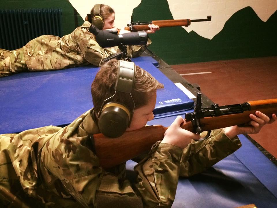 Shooting the No8 Rifle