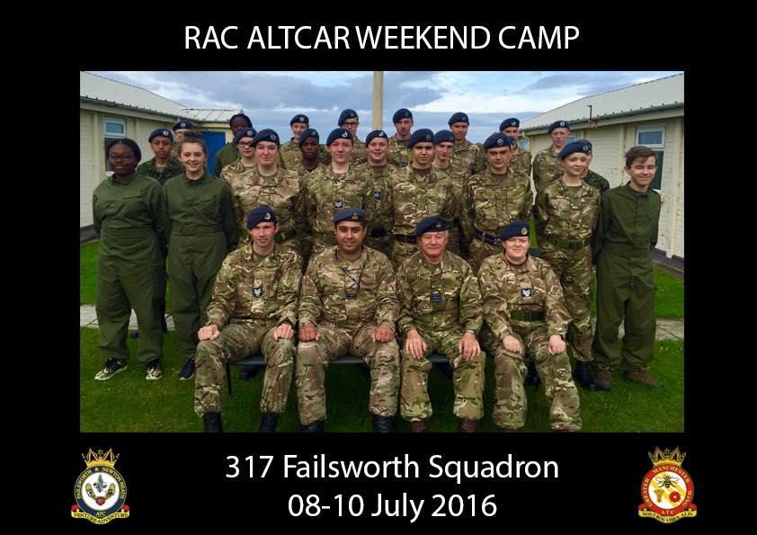 Altcar Camp 2016