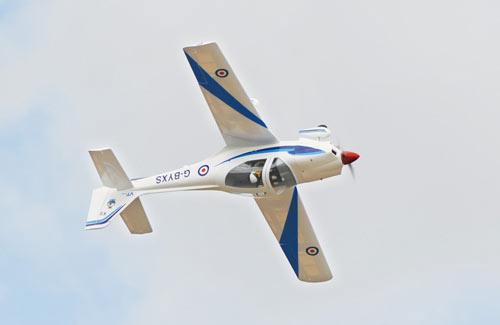 Grob Tutor Aerobatics