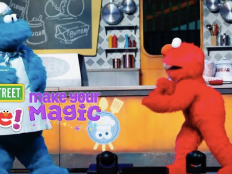 GET TICKETS ON SALE TO SESAME STREET LIVE!