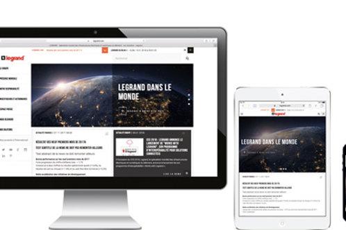 Corporate Website Package