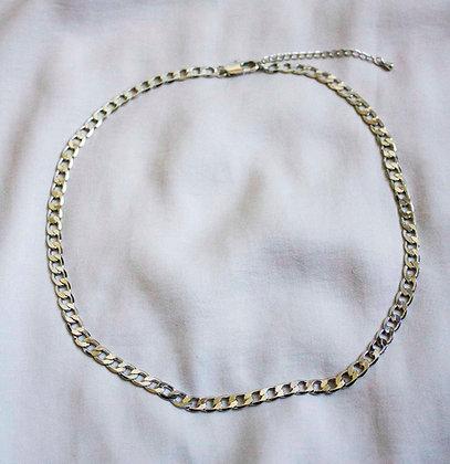 Kayla Curb Chain Choker