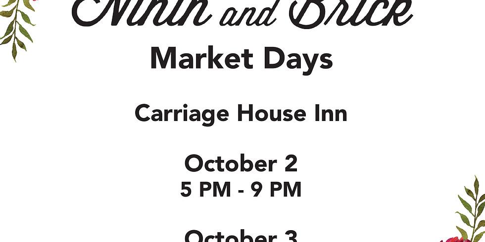 Ninth & Brick Market Days