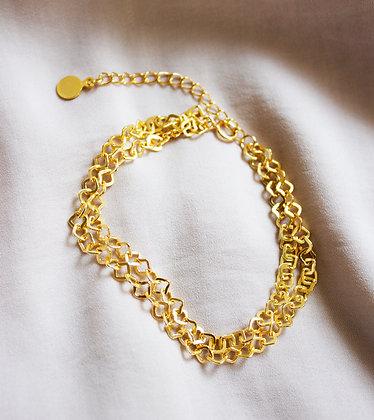 Ava Square Bracelet