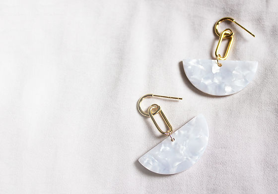 Acetate Earrings