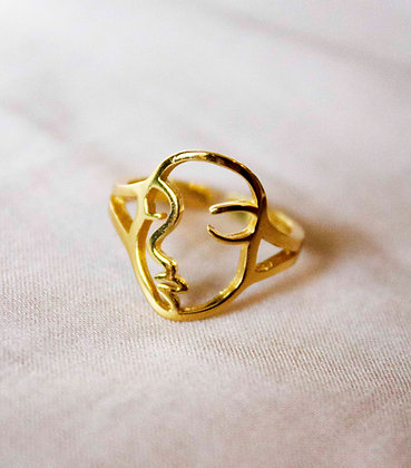 Dany Gold Ring