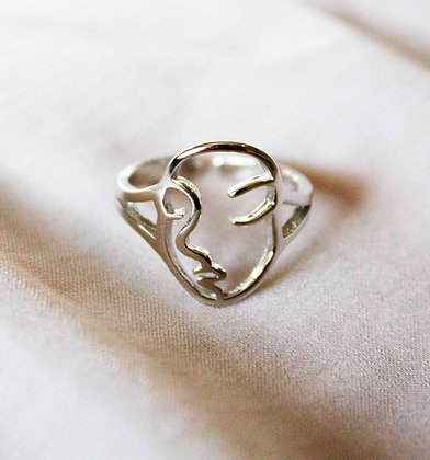 Dany Silver Ring
