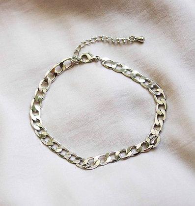 Kayla Curb Chain Bracelet