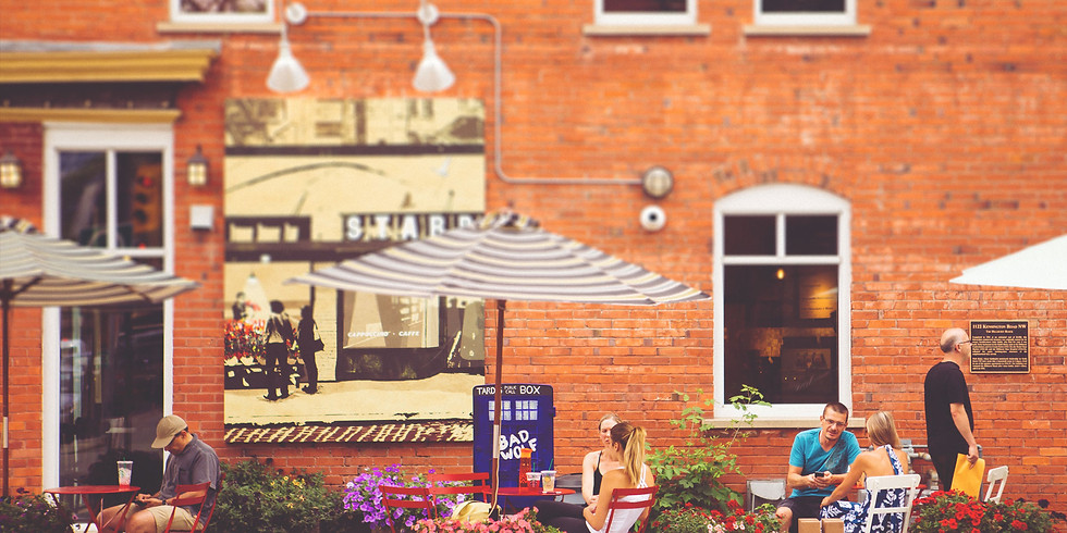 Kensington Saturday Market