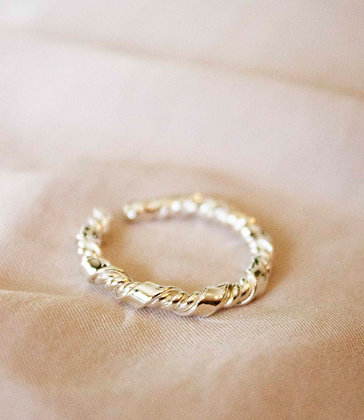 Willow Silver Ring