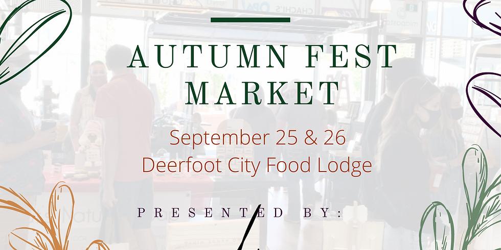 Artisan Collective Autumn Fest Market