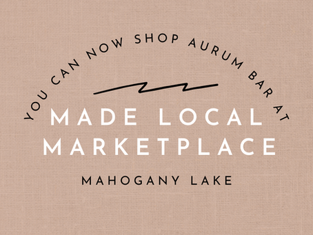 Made Local Marketplace - Mahogany Lake