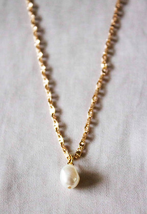 Gabriella Pearl Necklace