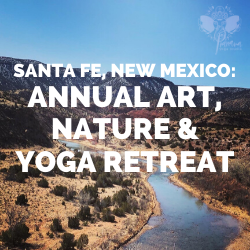 Santa Fe, New Mexico_ Annual Art, Nature