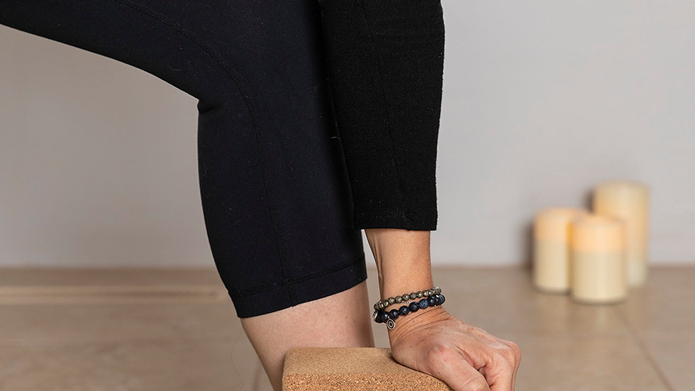 Strength & Stretch, Sustainable Yoga
