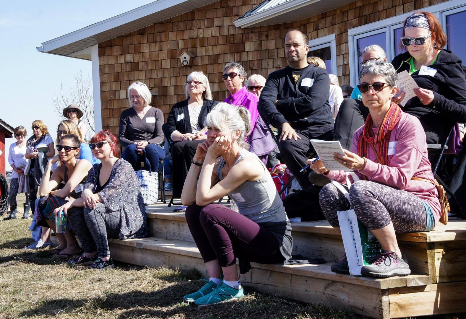 Caregiver Retreat Calgary