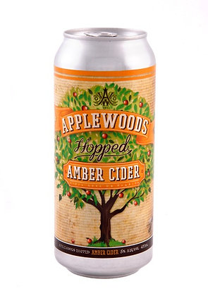 Hopped Amber Cider~Sold Out