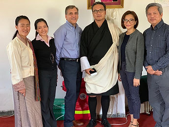 Kingdom of Bhutan Survey Mission Meeting