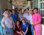 WHA Myanmar 2019 WHA team and colleagues