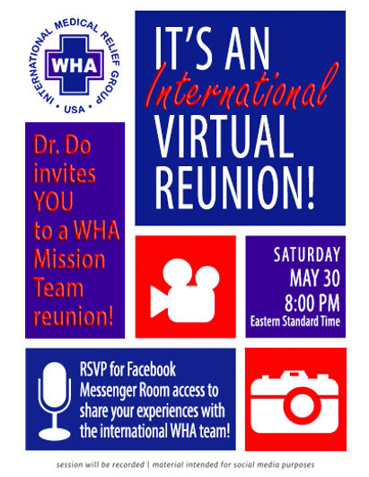 WHA Virtual Reunion Invitation May2020.j