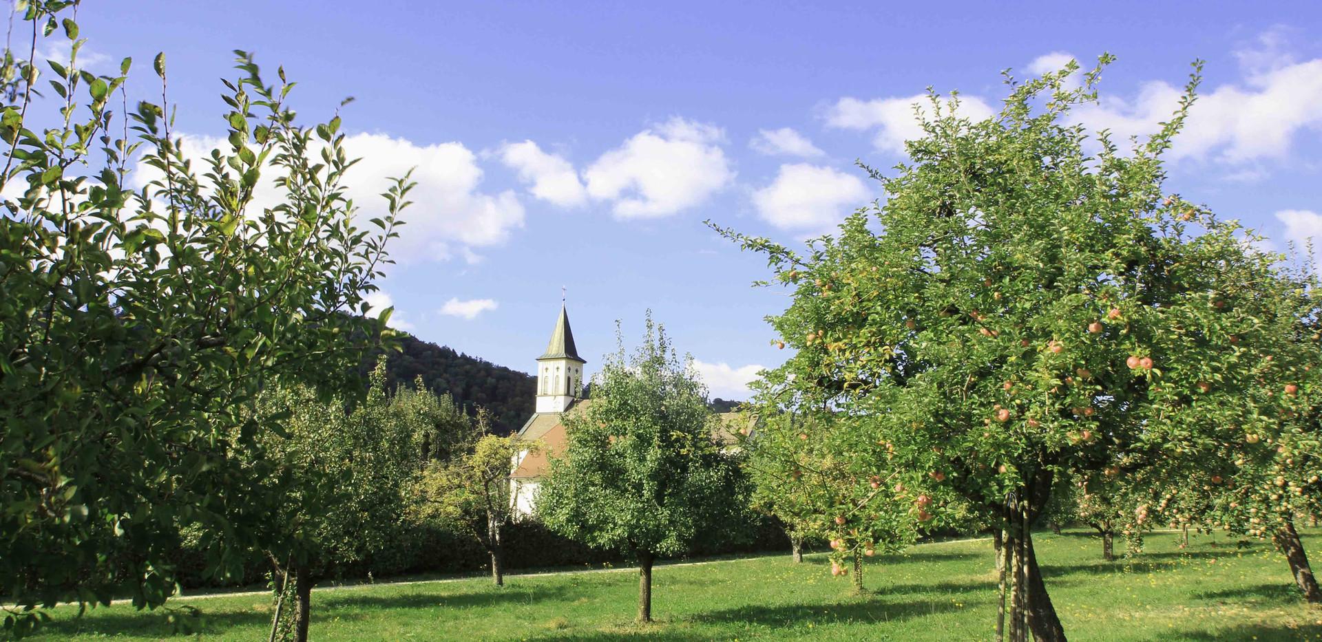 Kirche Stahringen